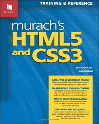 best book for css3 and html5