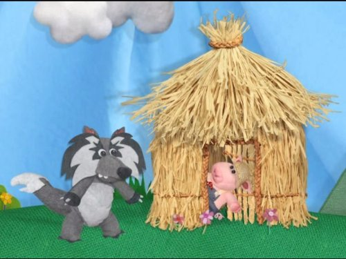 Save the Three Little Pigs/Save the Owl (The Wonder Pets Save The Three Little Pigs)
