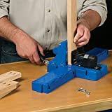 Kreg Jig K5MS Super Kit (K5MS, SK03, KTC55, KHC-RA, MD-CAB01, SSW) - K5MSSK-SP16