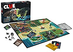 Clue Alien vs Predator Board Game