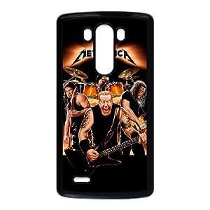 LG G3 Phone Case METALLICA
