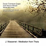 "Jules Massenet: Meditation from ""Thais"""