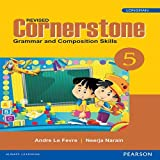 Cornerstone 5 : English Grammar & Composition Book by Pearson for CBSE Class 5