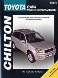 Toyota Rav4, 1996-2005 (Chilton's Total Car Care Repair Manual)
