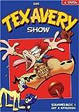 Die Tex Avery Show - Sammelbox 1 [4 DVDs]