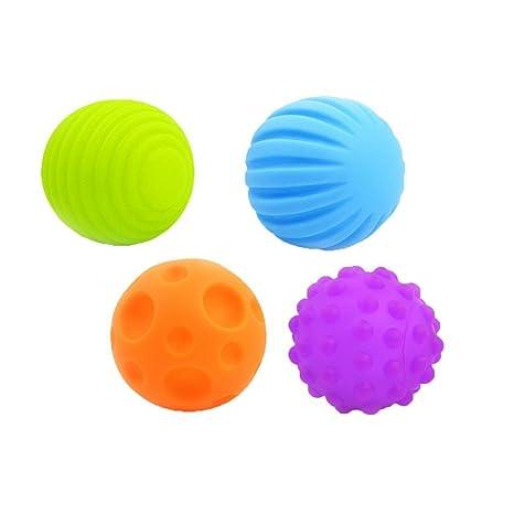 Pelota sensorial Go_Believe, juguete sensorial de masaje con ...