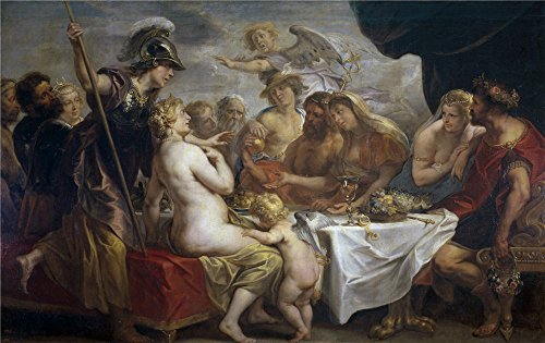 Oil Painting 'Jordaens Jacob Las Bodas D - Valli & Valli Brass Hooks Shopping Results