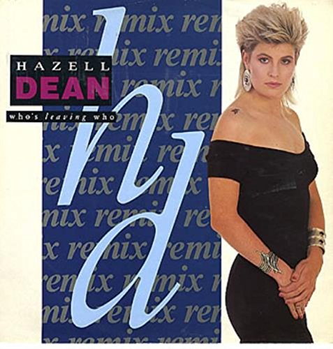 (Who's leaving who (Boys are back in Town, 1988) / Vinyl Maxi Single [Vinyl 12''])