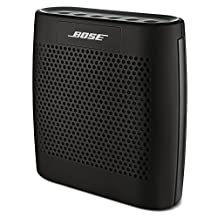 Bose SoundLink Color Bocina Portátil Bluetooth, Negro