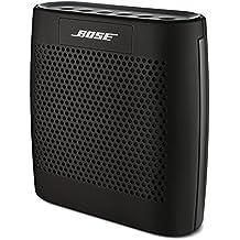 Parlante SoundLink Color con Bluetooth de Bose (Negro) Altavoz Bluetooth Negro
