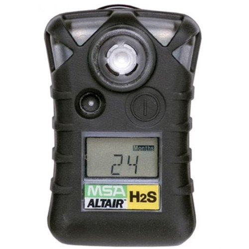 Altair O2 Maintenance Free Single Gas H2S Detector
