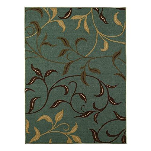 ottomanson-otto-home-contemporary-leaves-design-modern-area-rug-with-non-skidrubber-backing-sage-gre