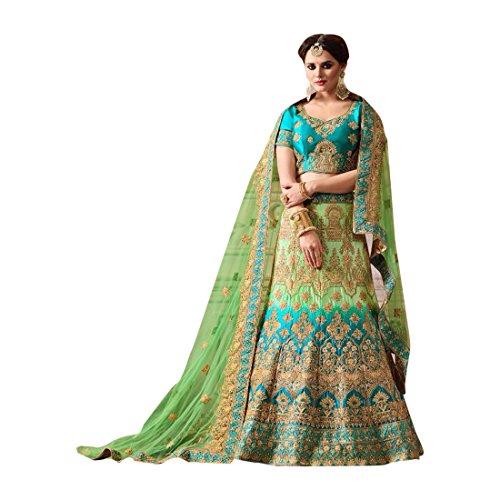 - Bollywood Designer Custom to Measure Women Lehenga Chaniya Choli Dupatta Ethnic Collection Suits for Bridal Wedding Ceremony 2658 2