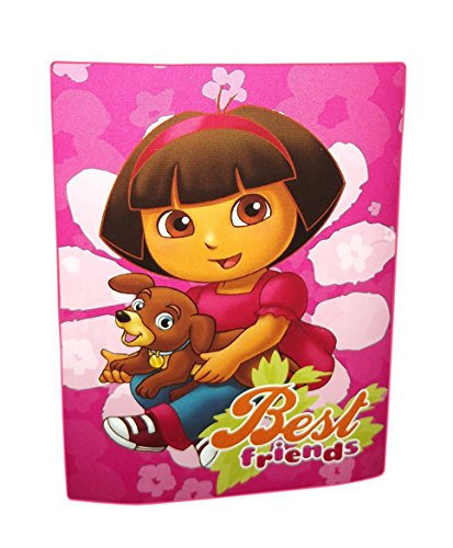 Dora the Explorer Best Friends Throw Blanket