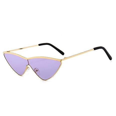 Yangjing-hl Gradient Sunglasses Gafas de Sol de Ojo de Gato ...