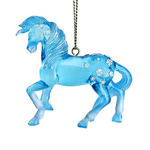 Enesco Trail Painted Ponies Ornament
