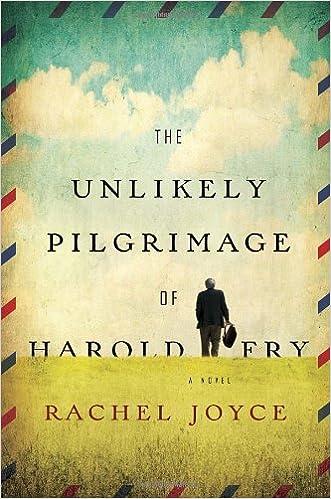 Resultado de imagem para The Unlikely Pilgrimage of Harold Fry