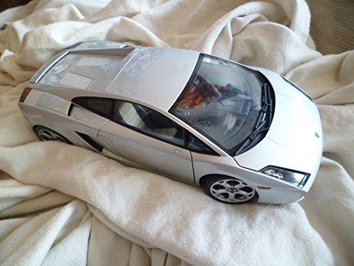 lardo LP560-4 Grey 1/18 (2009 Lamborghini Gallardo Lp560 4)