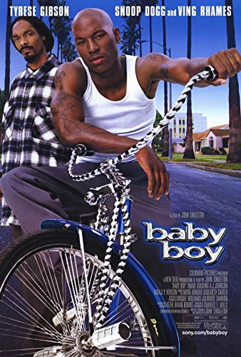 Baby Boy 27 x 40 Movie Poster - Style A