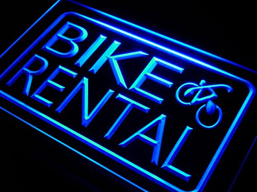 Price comparison product image Bike and Rental Services LED Sign Neon Light Sign Display j047-b(c)
