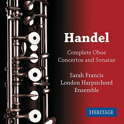 Harpsichord Sonatas Complete (Handel: Complete Oboe Concertos & Sonatas)