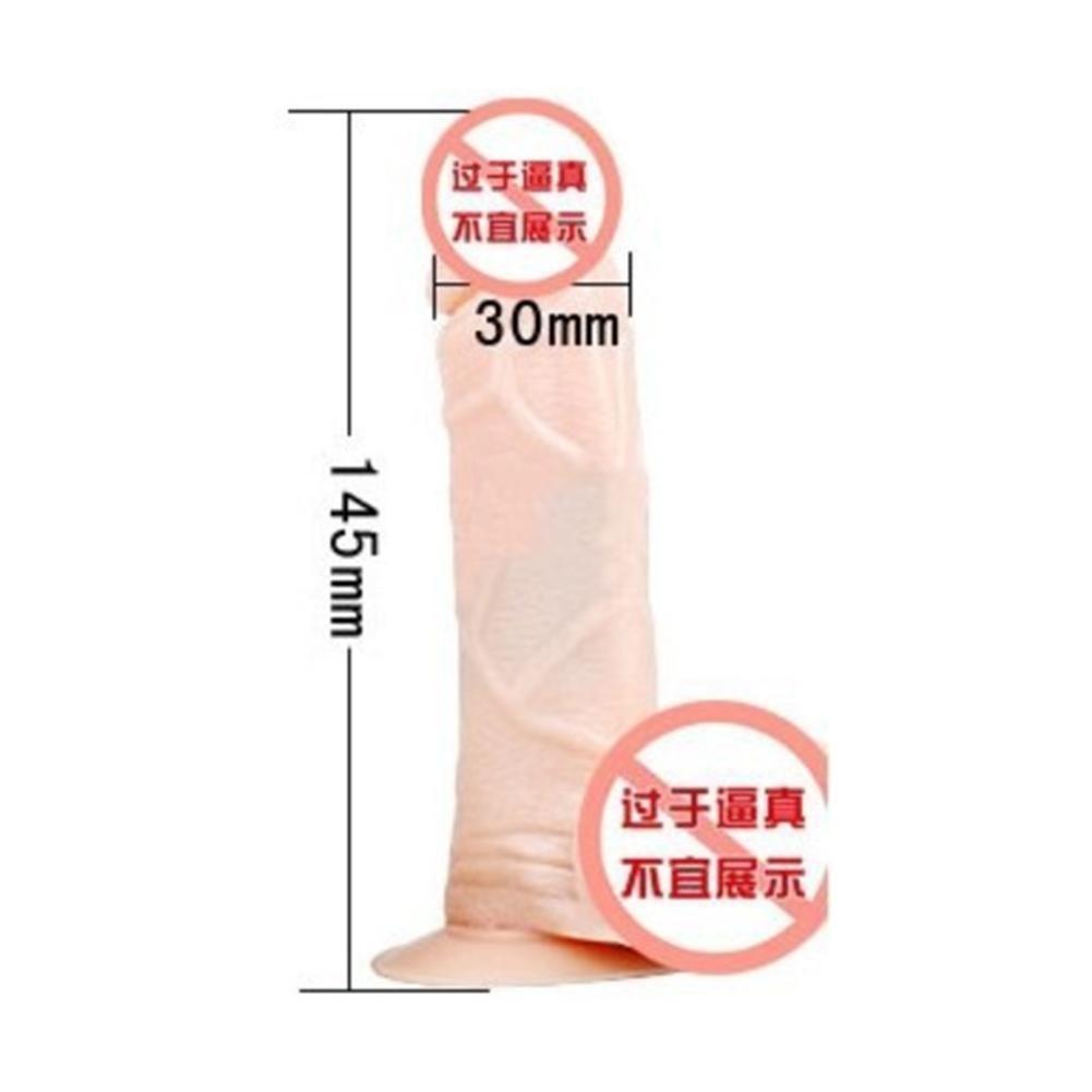 Simulación Masaje-Baton 3D Penis G-spot Orgasmo Waterproof Masaje-Baton Simulación , 1 69115b