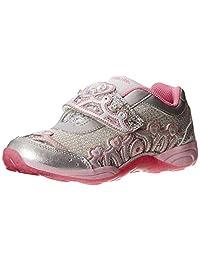 Stride Rite Disney WL Cinderella A/C Light-Up Athletic Shoe (Infant/Toddler/Little Kid)