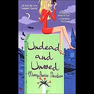 Undead and Unwed Hörbuch
