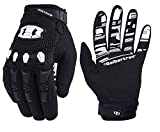 Seibertron Dirtpaw Unisex BMX MX ATV MTB Racing Mountain Bike Bicycle Cycling Off-Road/Dirt Bike Gloves Road Racing...