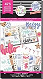 Create 365 Happy Planner Sticker Value Pack, 473 Paper Glitter