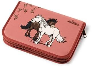 Nici 32690 - Estuche con diseño de caballos (incluye contenido)