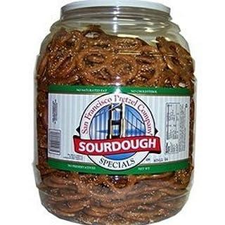 San Francisco Pretzel Co., Sourdough Specials 52 oz. Barrel