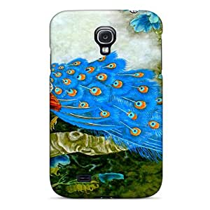 Sanp On Case Cover Protector For Galaxy S4 (divine Birds)