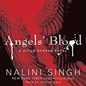 Angels' Blood: The Guild Hunter Series, Book 1 | Nalini Singh