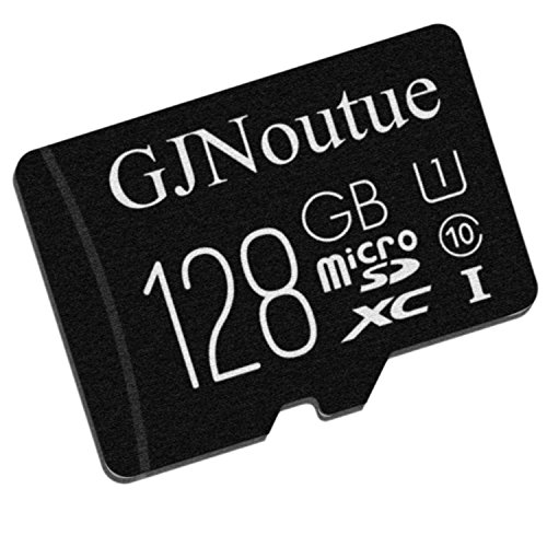 Micro sd Card 128GB with SD Adapter (Standard Packaging) GJNcs014/128SC - Class 10