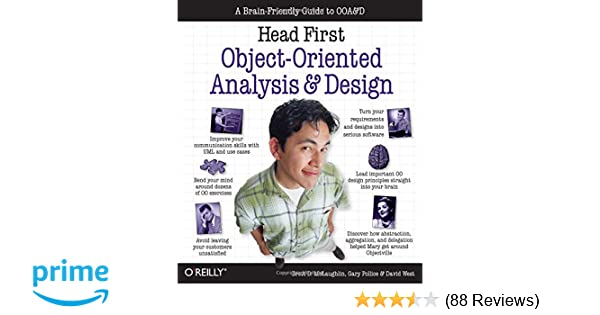 Book local object author analysis design oriented and