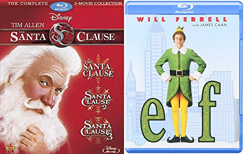About West Side Story (Disney Tim Allen Complete Christmas Box Set The Santa Clause 1/2/3 & Elf 4 Feature holiday Movie Set)