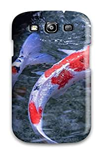 New Fish Dekstop Best Tpu Case Cover, Anti-scratch WBFZXpI1098jWdwY Phone Case For Galaxy S3