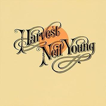 Neil Young Harvest Vinyl