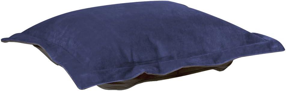 Howard Elliott Puff Ottoman Cushion With Cover, Bella Royal