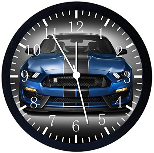 Mustang Cobra Shelby GT Wall Clock E231 Nice For Gift or Home Office Wall Decor 10