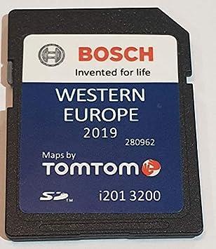 Tarjeta SD GPS Europe Ouest 2019 V11 - RNS 310: Amazon.es ...