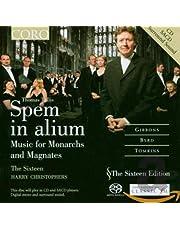 Thomas Tallis (1505-1585) Spem in alium: Music for Monarchs and Magnates