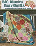 Big Blocks Easy Quilts: 16 Fabulous Quilts With Layer Cake Squares (Design Originals)