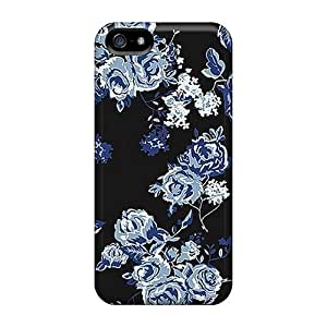 Brand New 5/5s Defender Case For Iphone (floral)