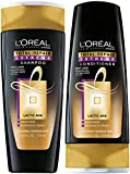 L'Oreal Total Repair Extreme Shampoo and Conditioner 12.6 Ounces Each - Packaging May Vary