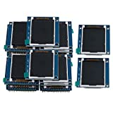 Yibuy 20PCS 1.8 inch Serial SPI TFT LCD Module Display PCB Adapter 128X160 Pixels
