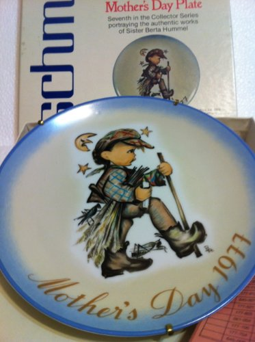 Schmid Mothers Day Plate - 9