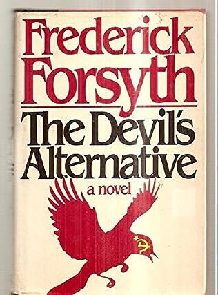 book cover of The Devil\'s Alternative
