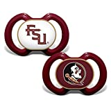 NCAA Florida State Seminoles 2 Pack Pacifier
